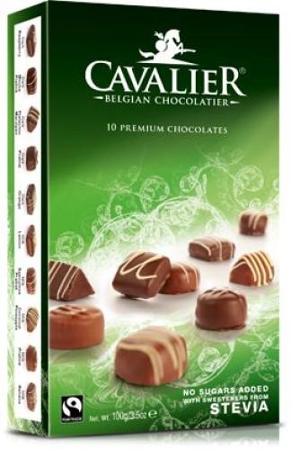 Cavalier Šokoladinių saldainių rinkinys 100 g.